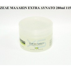 Yanni ΖΕΛΕ ΜΑΛΛΙΩΝ TRENDY 280ML EXTRA